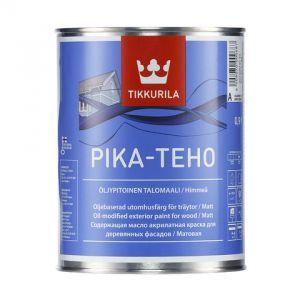 Пика-Техо акрилатная краска, содержащая масло.